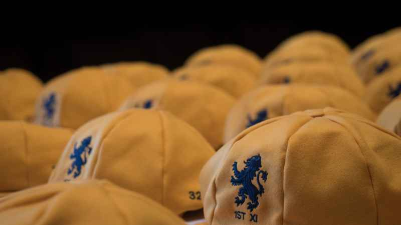 Old Boys' Cricket Caps