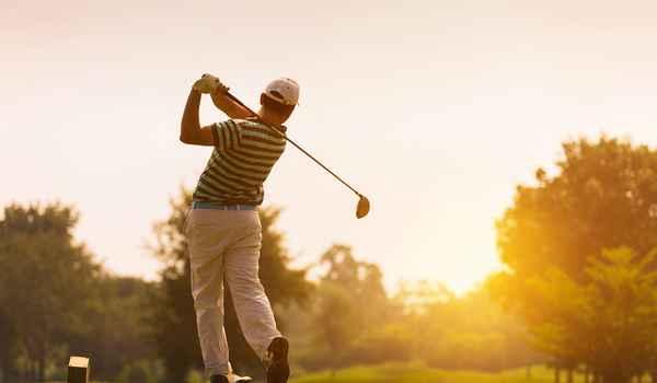 Golf Stockphoto