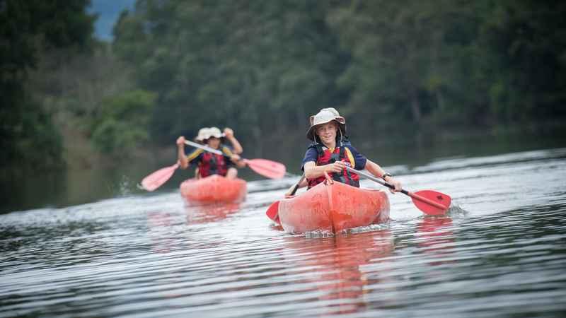 Glengarry canoe