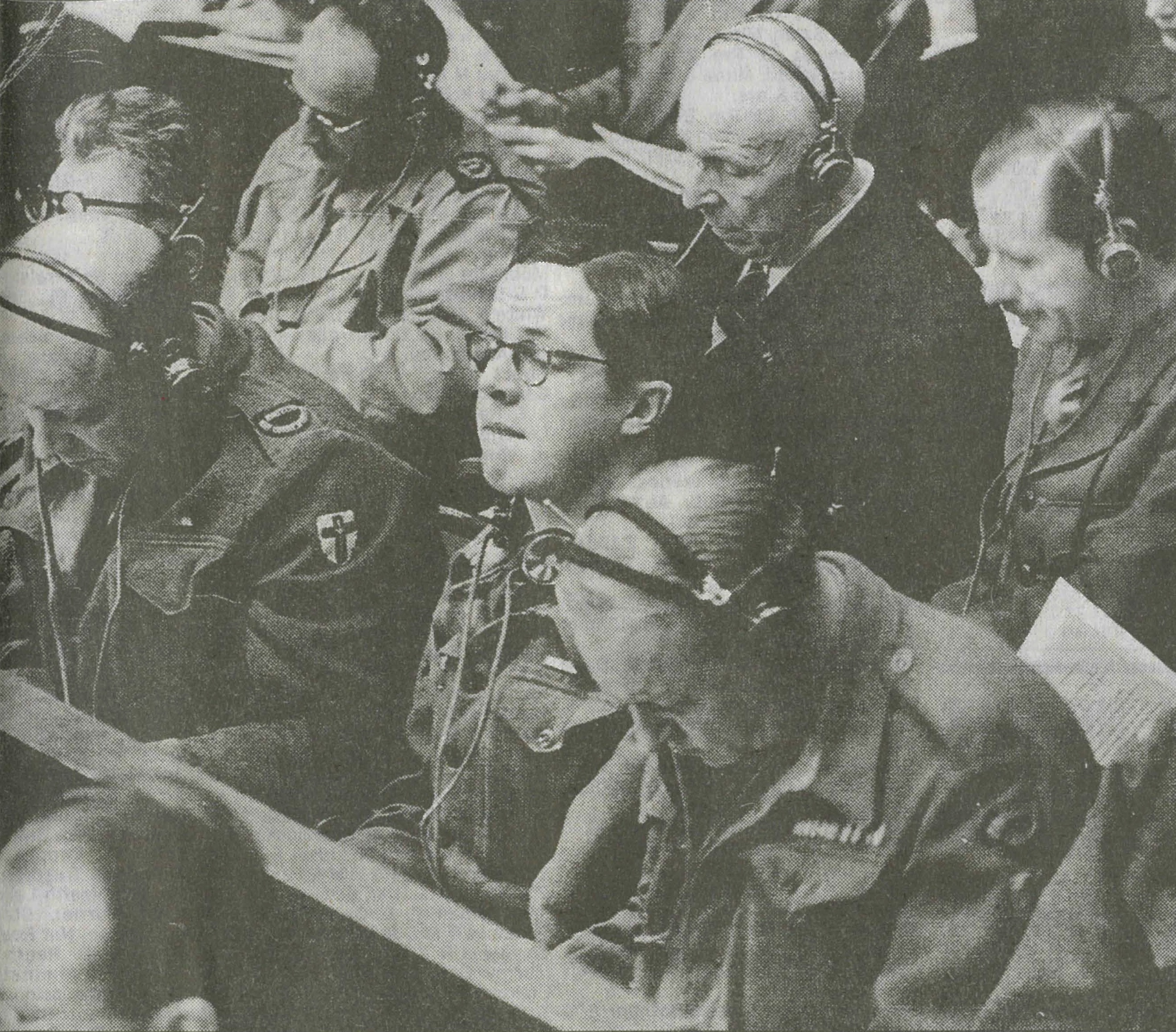 Ian Bevan at Nuremberg