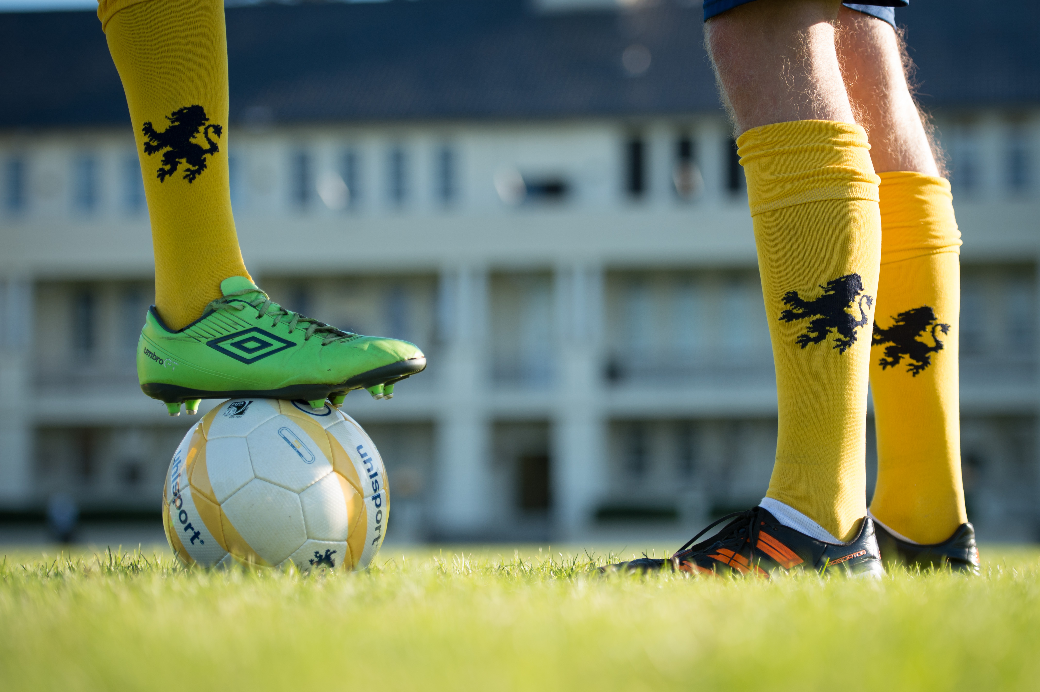 Soccer Ball Scots